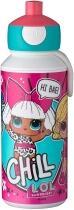 Mepal Trinkflasche pop-up campus 400 ml - lol surprise