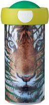 Mepal Verschlussbecher campus 300 ml - animal planet tiger