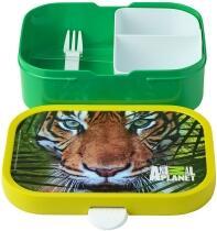 Mepal Brotdose campus - animal planet tiger