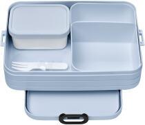 Mepal Bento lunchbox take a break large - nordic blue