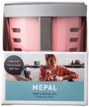 Mepal Fruitpot ellipse - nordic pink