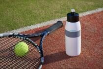 Mepal Sporttrinkflasche ellipse 500 ml - weiß