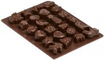 Dr. Oetker Schokoladenform aus Silikon