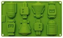 Birkmann Backform RoboPops aus Silikon
