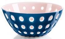 Guzzini Schüssel Le Murrine in dunkelblau-pink