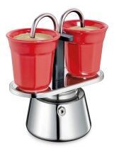 cilio Espressokocher-Set CAFFETTIERA