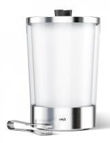 Emsa Flow Slim Eiswürfelbehälter Edelstahl
