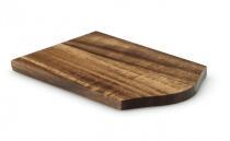 Continenta Raclette Brettchen aus Akazienholz