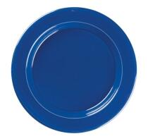 Emile Henry Dessertteller in blau