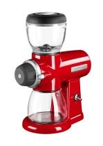 KitchenAid Kaffeemühle ARTISAN in empire rot