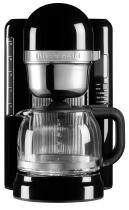 KitchenAid Kaffeemaschine in onyx schwarz