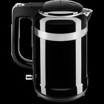 KitchenAid Design Wasserkocher in onyx schwarz