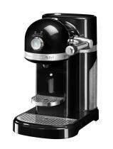 KitchenAid Nespressomaschine ARTISAN in onyx schwarz