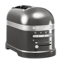 KitchenAid Toaster ARTISAN 2-Scheiben in medallion silber