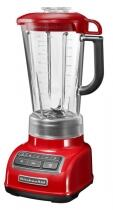 KitchenAid Blender / Standmixer Rautendesign in empire rot