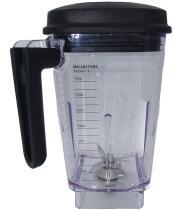 KitchenAid Mixer-Behälter für Standmixer ARTISAN PP / P / X1, 1,75 L