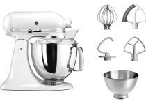 KitchenAid Küchenmaschine ARTISAN 175PS in weiß, 4,8 L