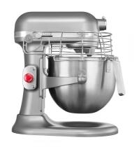 KitchenAid Küchenmaschine PROFESSIONAL in silber metallic, 6,9 L