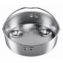 Einsatz Edelstahl gelocht für Schnellkochtöpfe von Silit (18 cm)