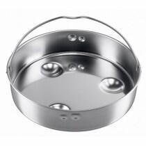 Einsatz Edelstahl ungelocht für Schnellkochtöpfe von Silit (22 cm)