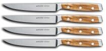 Felix Zepter Steakmesserset First Class Wood, 4-teilig