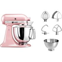 KitchenAid Küchenmaschine ARTISAN 175PS in silk seiden pink, 4,8 L