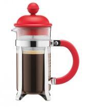 Bodum Kaffeebereiter Caffettiera, rot