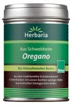 Herbaria Oregano, gerebelt