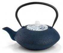 Bredemeijer Teekanne Yantai blau, 1,2 Liter
