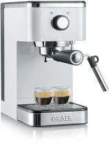 GRAEF Siebträger-Espressomaschine salita, weiß