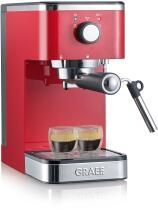 GRAEF Siebträger-Espressomaschine salita, rot