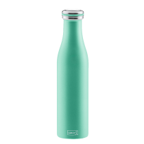 Lurch isolierflasche in pearl green