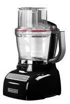 KitchenAid Food Processor 3,1 L in onyx schwarz