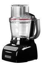 KitchenAid Food Processor 3,1 L in onyx schwarz (B-Ware - sehr guter Zustand)