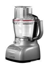 KitchenAid Food Processor 3,1 L in silber (B-Ware - guter Zustand)