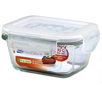Lock & Lock Frischhaltebox rechteckig 160 ml