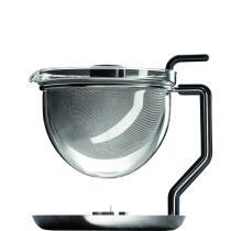 Mono Classic Teekanne 1,5 L mit integriertem Stövchen