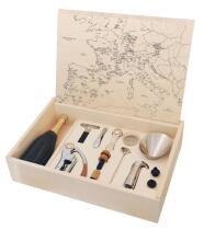 L′Atelier du Vin Oeno Box Connoisseur, 11-teilig