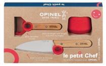 Opinel Kinderkochset Le petit Chef, 3-teilig