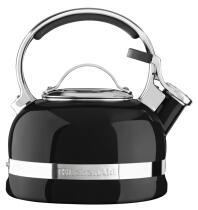 KitchenAid Wasserkessel in onyx schwarz, 1,9 L
