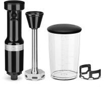 KitchenAid Stabmixer Classic in onyx schwarz, kabelgebunden