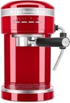 KitchenAid Halbautomatische Espressomaschine ARTISAN in empire rot