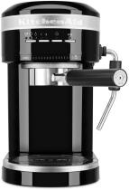 KitchenAid Halbautomatische Espressomaschine ARTISAN in onyx schwarz