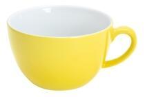 Kahla Pronto Frühstücks-Obertasse 0,40 l in zitronengelb
