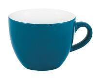 Kahla Pronto Espresso-Obertasse 0,08 l in grün-blau