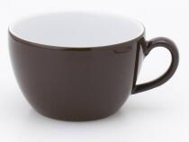 Kahla Pronto Cappuccino-Obertasse 0,25 l in schokobraun