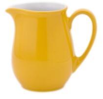 Kahla Pronto Milchkännchen 0,25 l in orange-gelb
