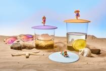 Lurch Sommerdeckel Beach Girls, 3er-Set
