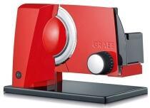 GRAEF Allesschneider Sliced Kitchen SKS 11003 in rot