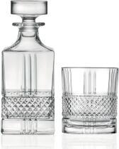 RCR Whisky-Set BRILLANTE, 7-tlg.